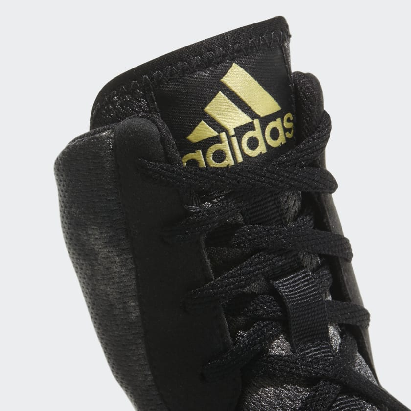 Gold Boxe Gold Plus raw Black Box Core Hog matte Scarpe