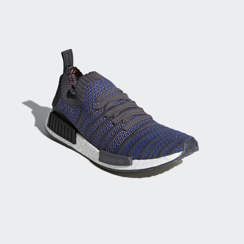 Adidas Nmd_r1 Stlt Primeknit Chaussures De Sport - Bleu H5gTJsfGn