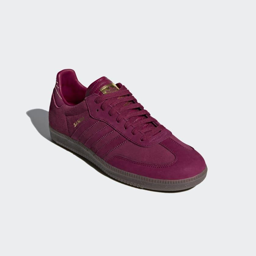 Chaussures De Samba Adidas Fb Lilas ShpaWA