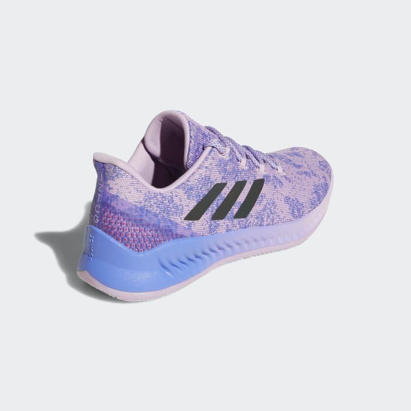 Uomo Basket Scarpe Harden B e X Clear Lilac Real Magenta