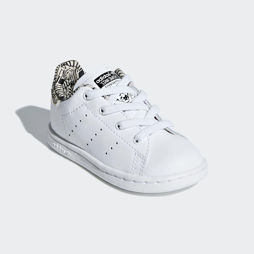 buy online 03d11 29d63 Smith Norway Hvit Sko Stan Adidas fnqSPBw