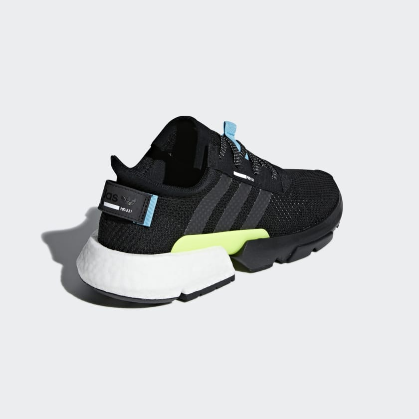 Black 1 Originals White Ftwr Core Pod-s3 Scarpe