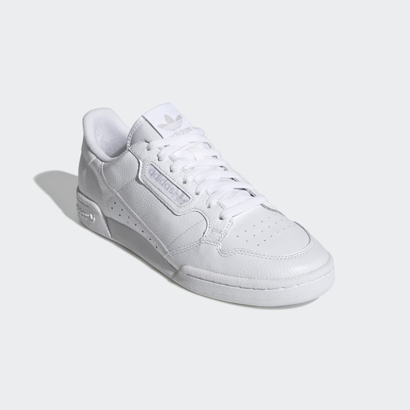 buy popular b7b97 6922c Continental Chaussure Blanc Adidas France 80 F47YX