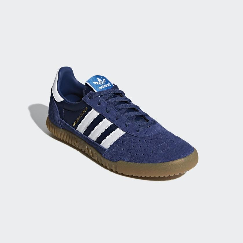 Chaussure Indoor Adidas Canada Super Bleu qYOHfZH