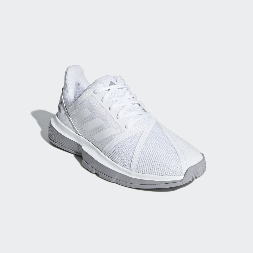 Bounce AdidasFrance Courtjam Courtjam Blanc Blanc Chaussure Chaussure Bounce Chaussure AdidasFrance ZPOkXuiT