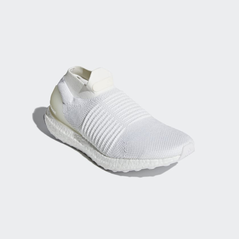 Adidas Laceless France Chaussure Ultraboost Blanc 1CaBBv