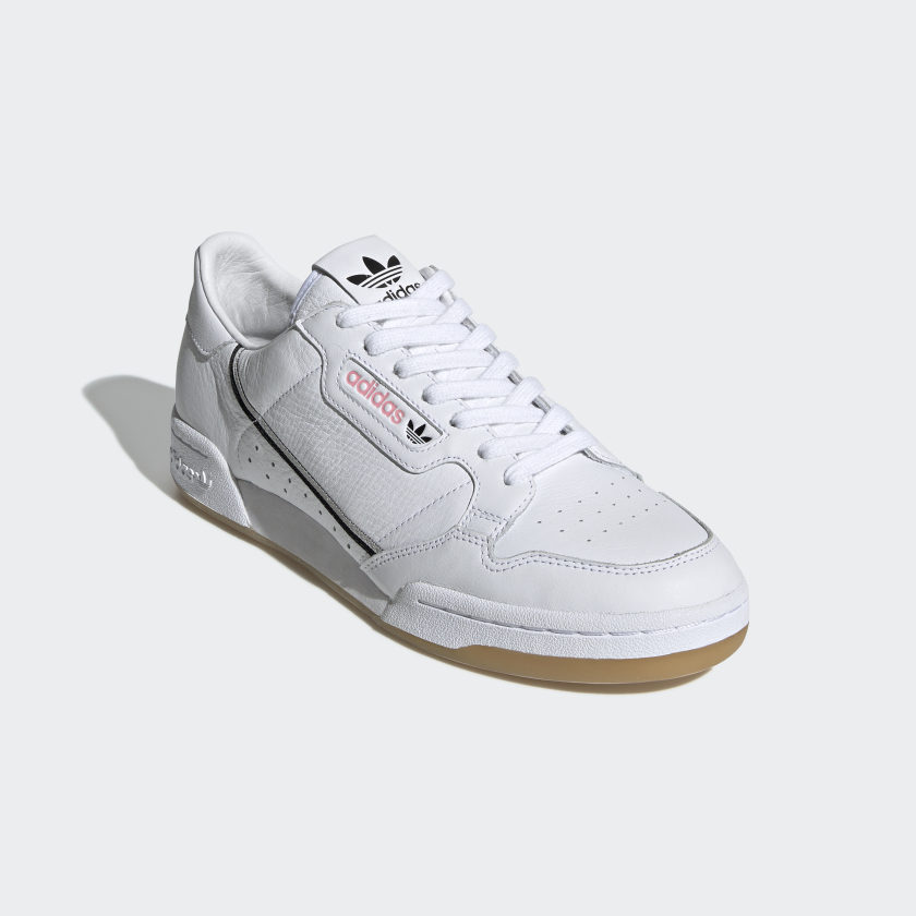 more photos 7e208 d1baf Blanc Tfl France X Chaussure 80 Adidas Originals Continental ZHB6x6w1