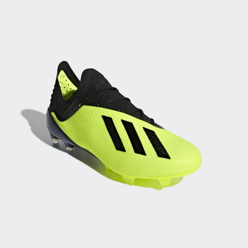 Chaussure Bale X18 Jaune Souple 1 Terrain Adidas Gareth HqHCrOw