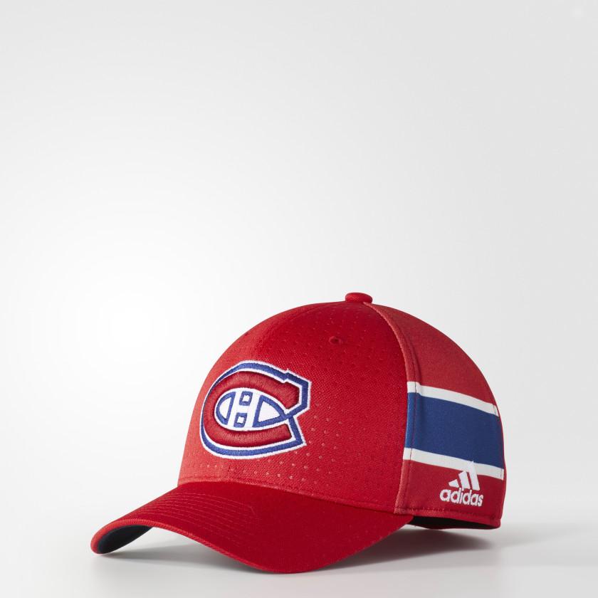 Canadiens Structured Flex Draft Hat