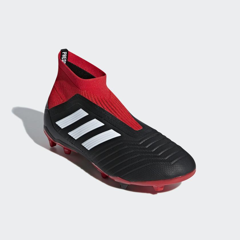 Predator 18+ Firm Ground Boots