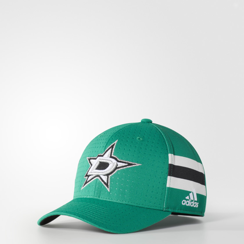 Stars Structured Flex Draft Hat
