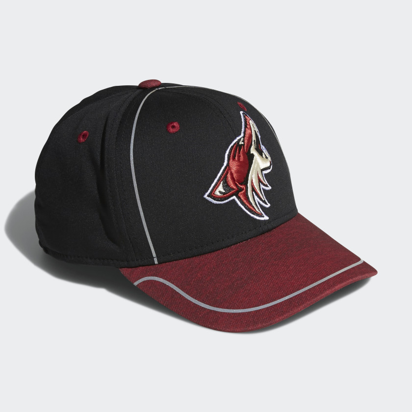 Coyotes Flex Draft Hat