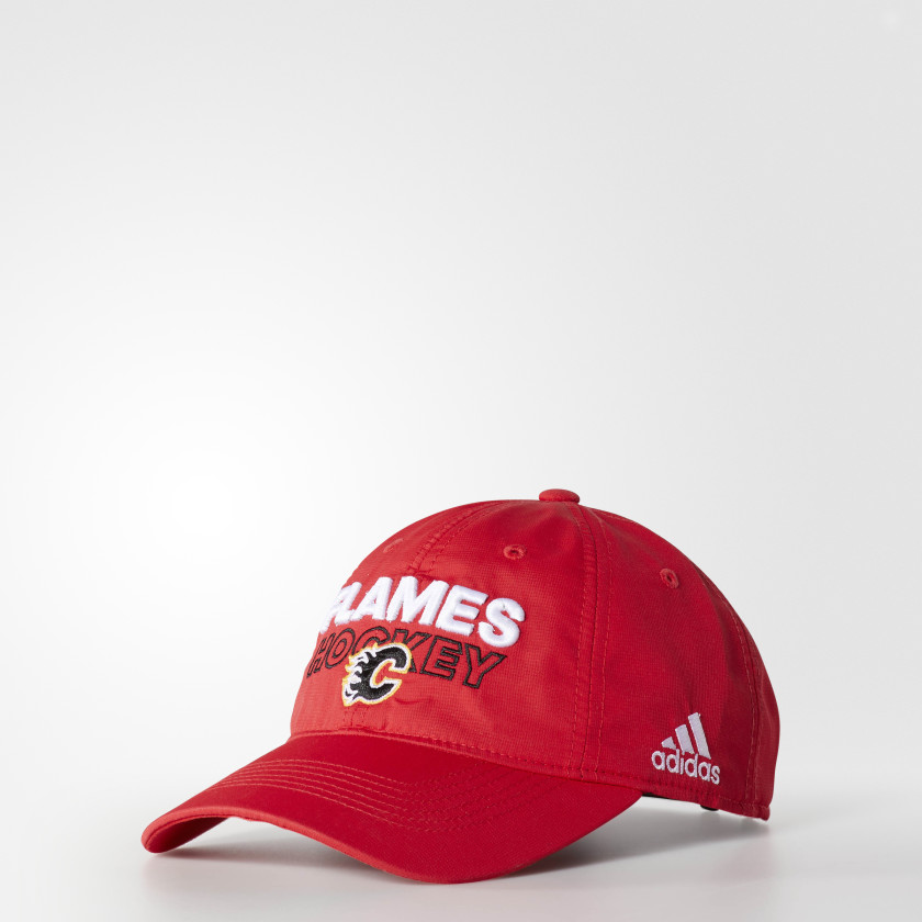 Flames Adjustable Slouch Hat