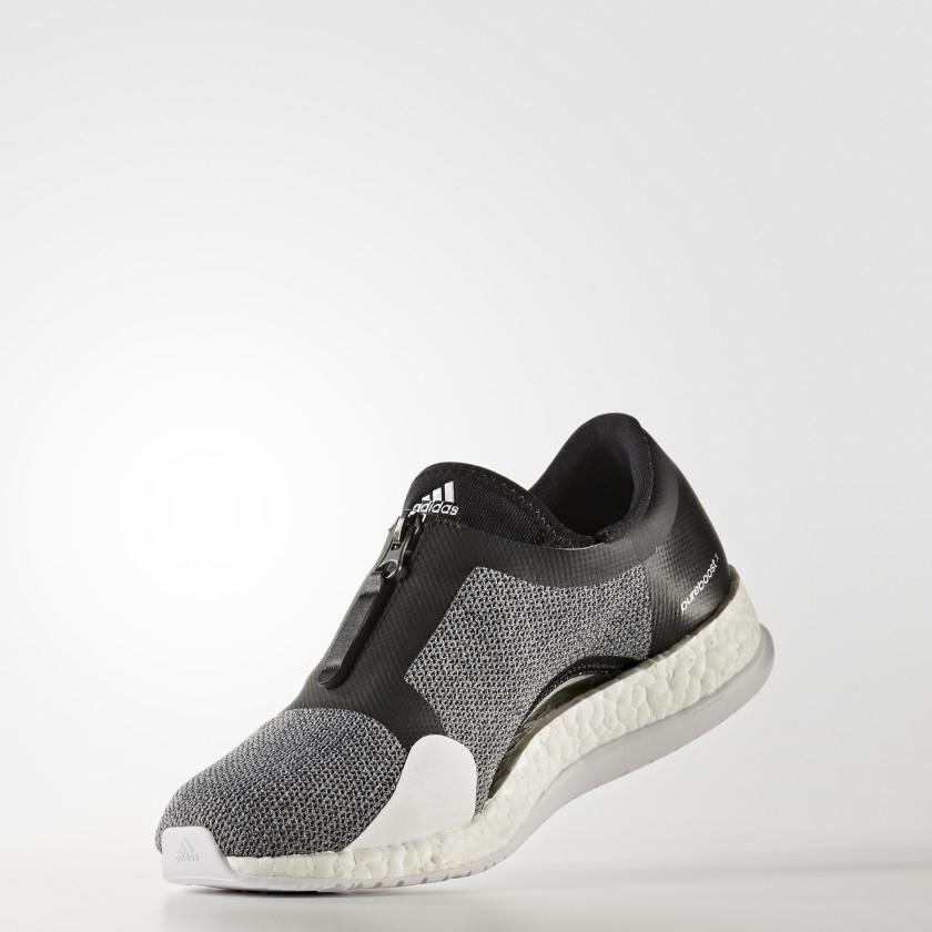 Sapatos de Treino com Fecho de Correr Pure Boost X