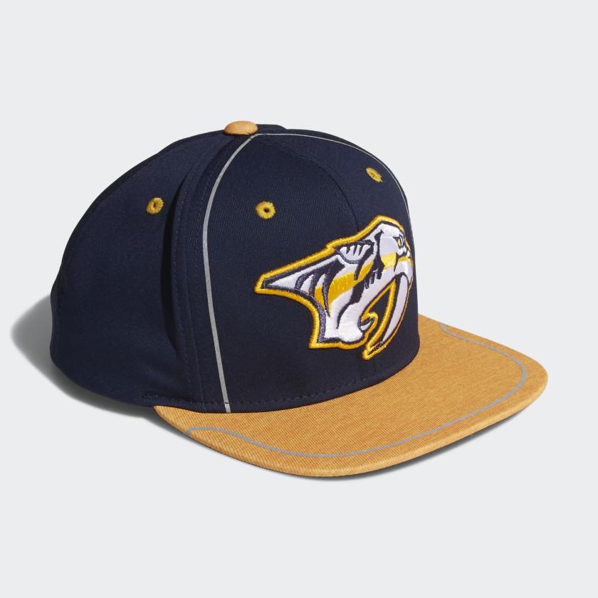 Predators Flat Brim Hat