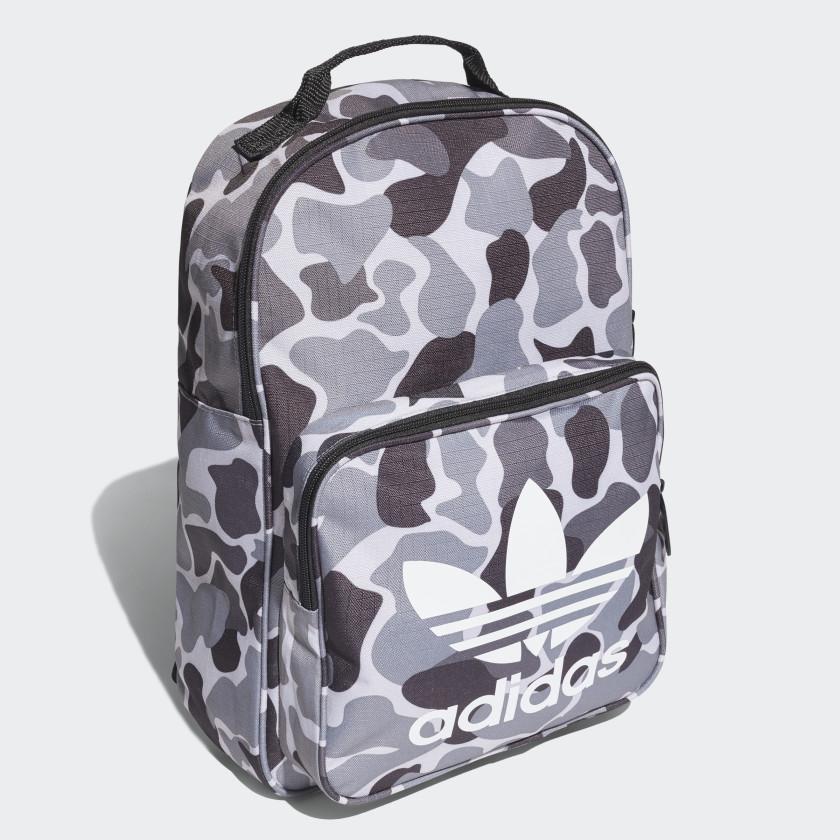 Classic Camouflage Rucksack