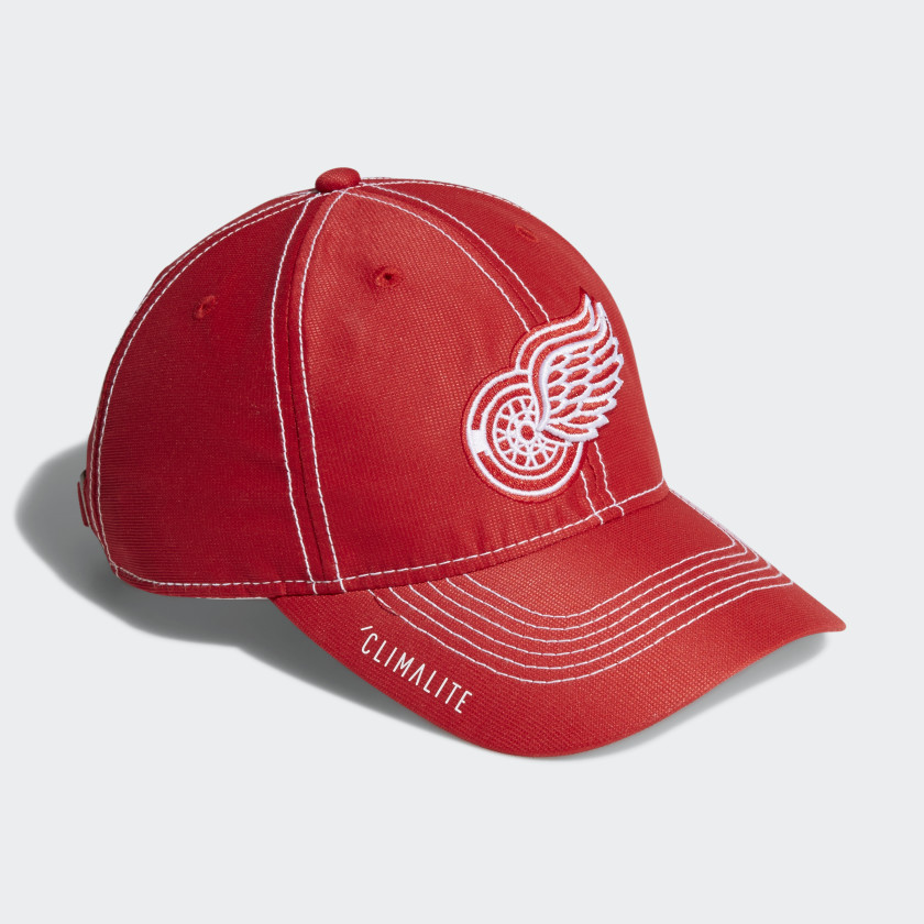 Red Wings Adjustable Slouch Dobby Hat