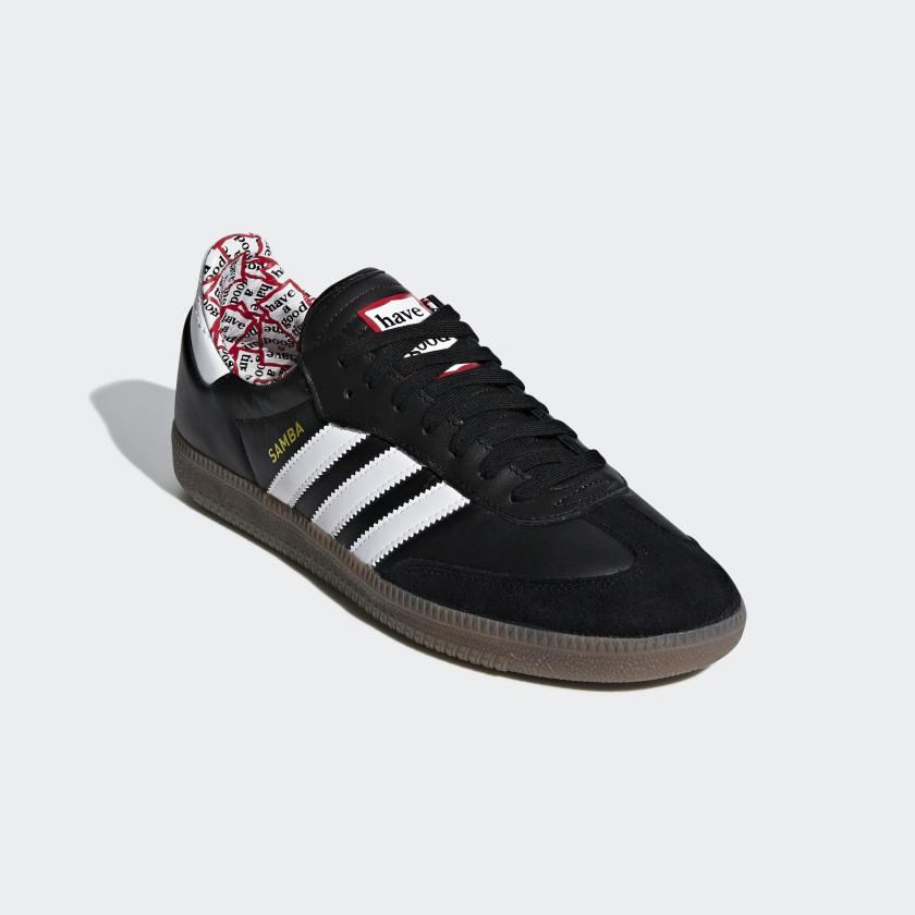 HAGT Samba Shoes