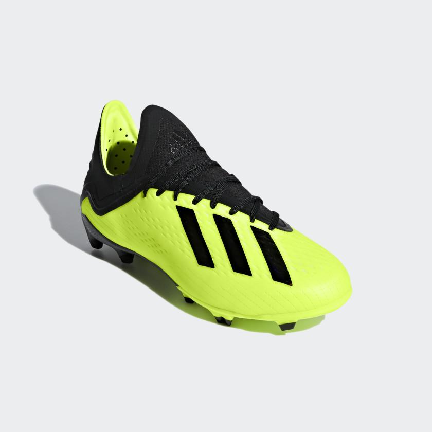 X 18.1 Firm Ground Voetbalschoenen