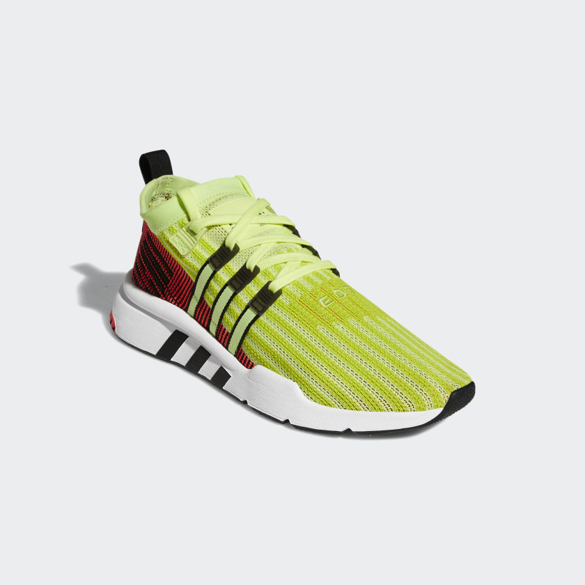 EQT Support Mid ADV Primeknit Shoes