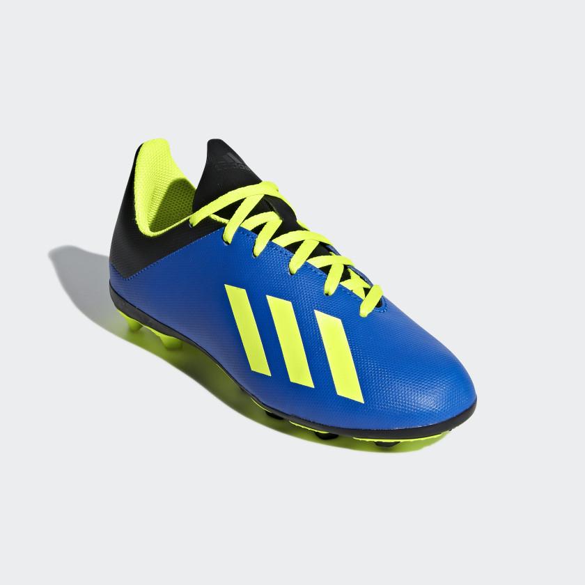 Zapatos de Fútbol X 18.4 Múltiples Terrenos