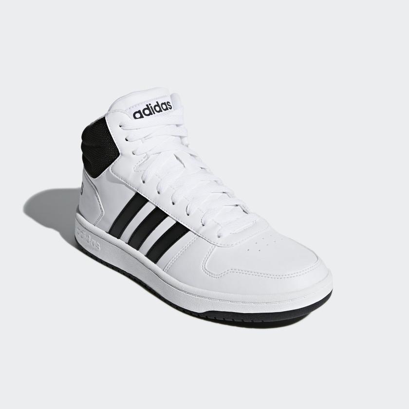 VS Hoops Mid 2.0 Schuh