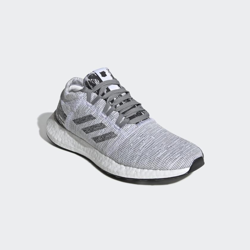 adidas x UNDEFEATED Pureboost GO sko