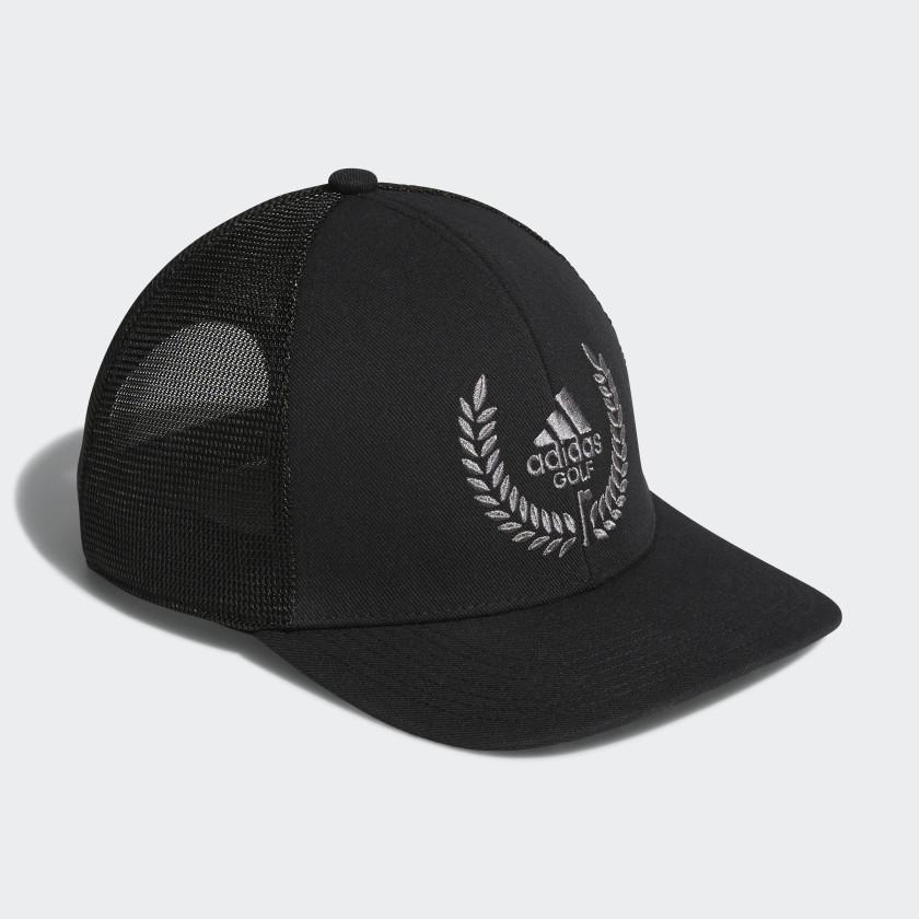 Wreath Crest Hat