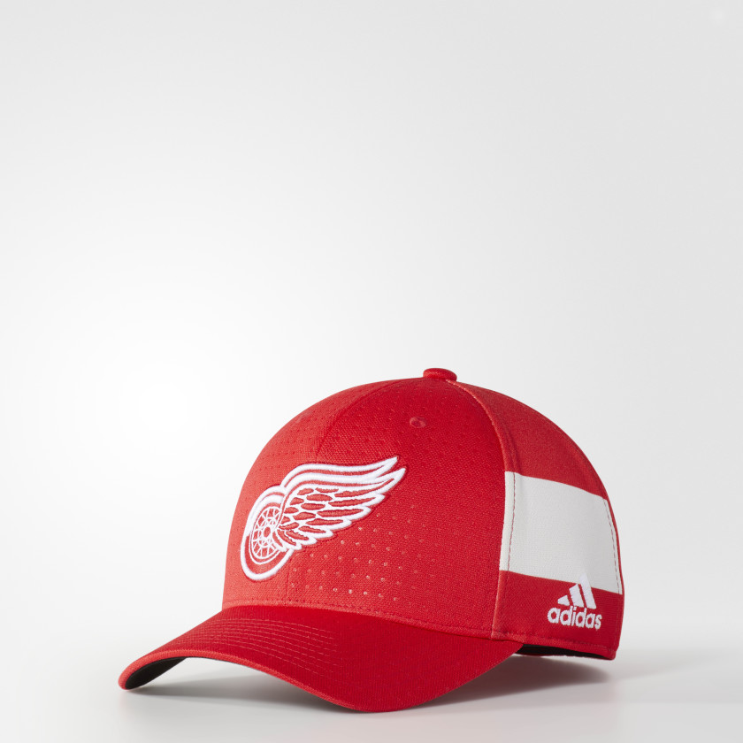 Red Wings Structured Flex Draft Hat