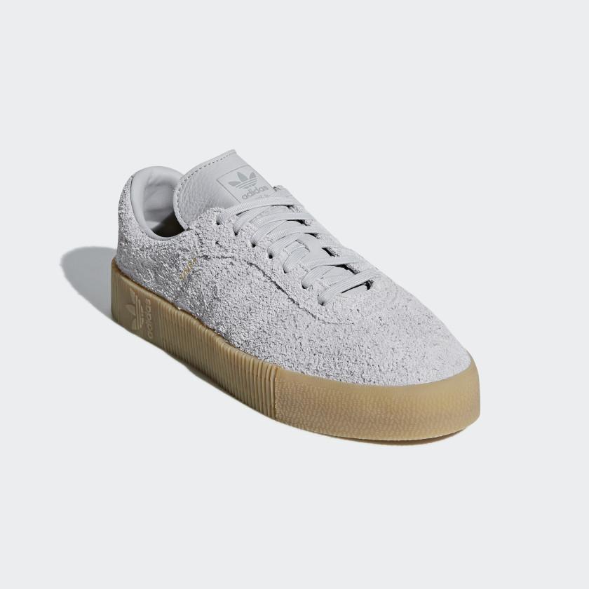 Samba Rose Shoes