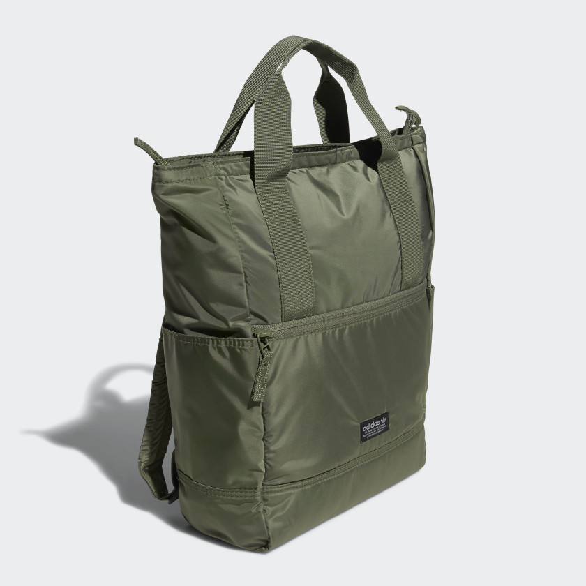 Tote 2 Backpack