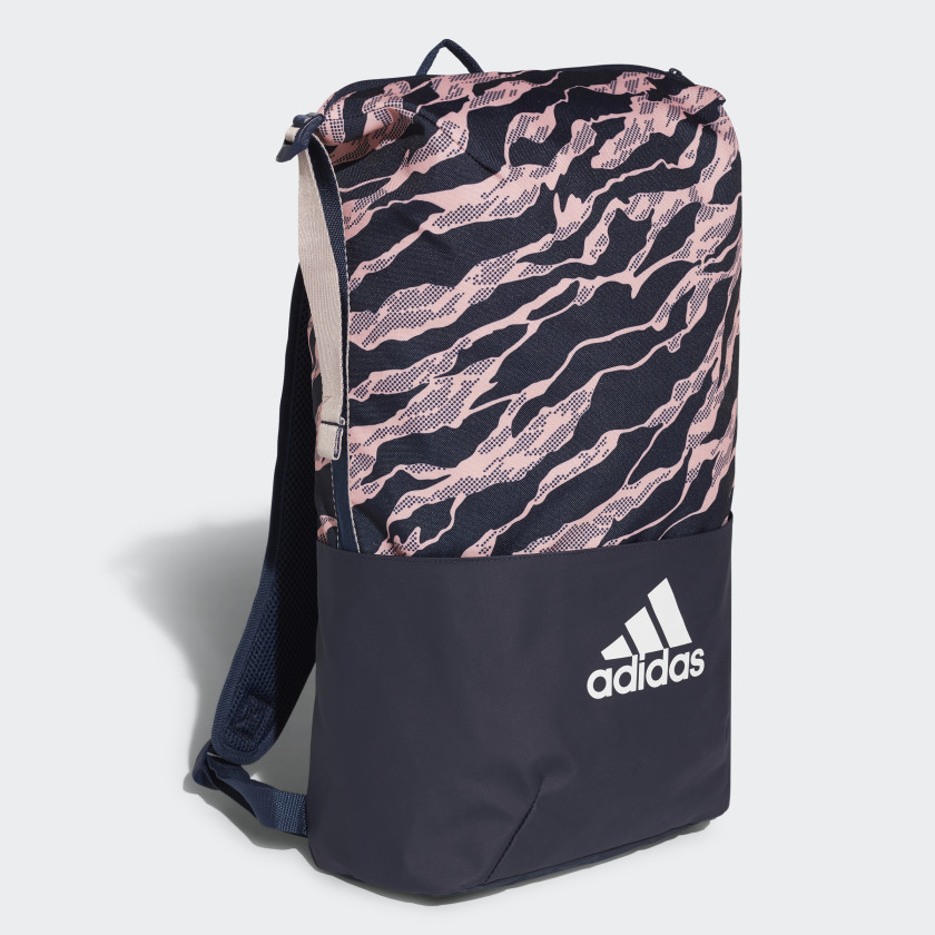 d9986f6e0b61 adidas Z.N.E. Core Graphic Backpack - Blue