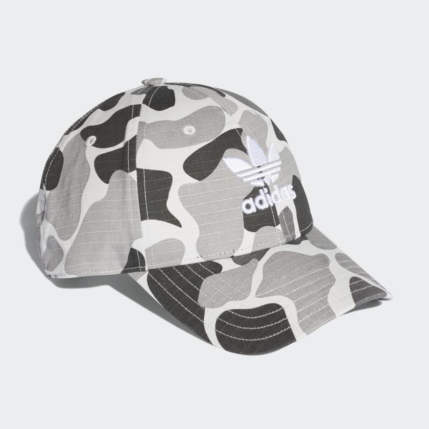 Camouflage Baseball Kappe