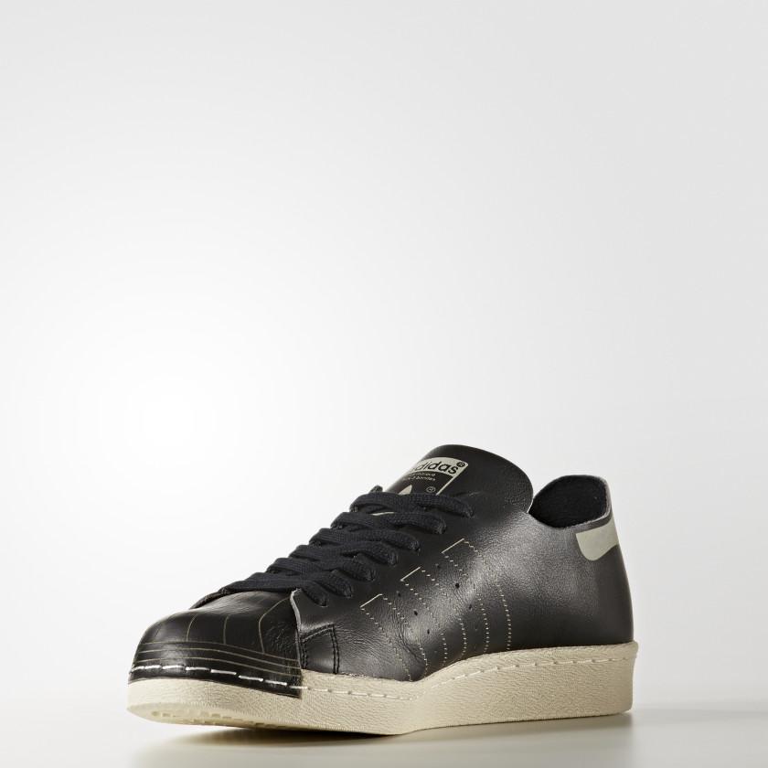 Noir Noir Noir Adidas Chaussure 80s Superstar Switzerland