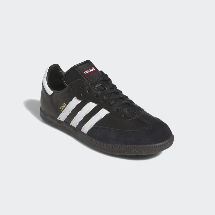 Sapatos Samba em Pele