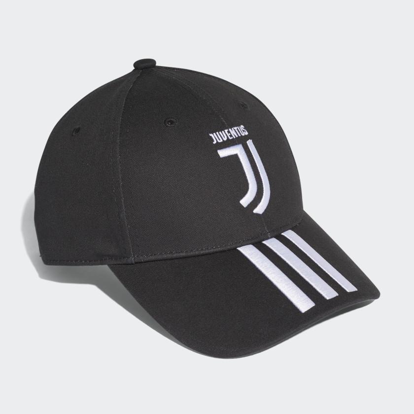 Juventus 3-Stripes Hat