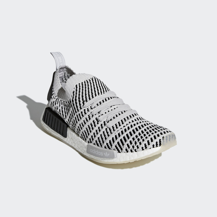 adidas nmd r1 stlt primeknit schuh grau adidas deutschland. Black Bedroom Furniture Sets. Home Design Ideas