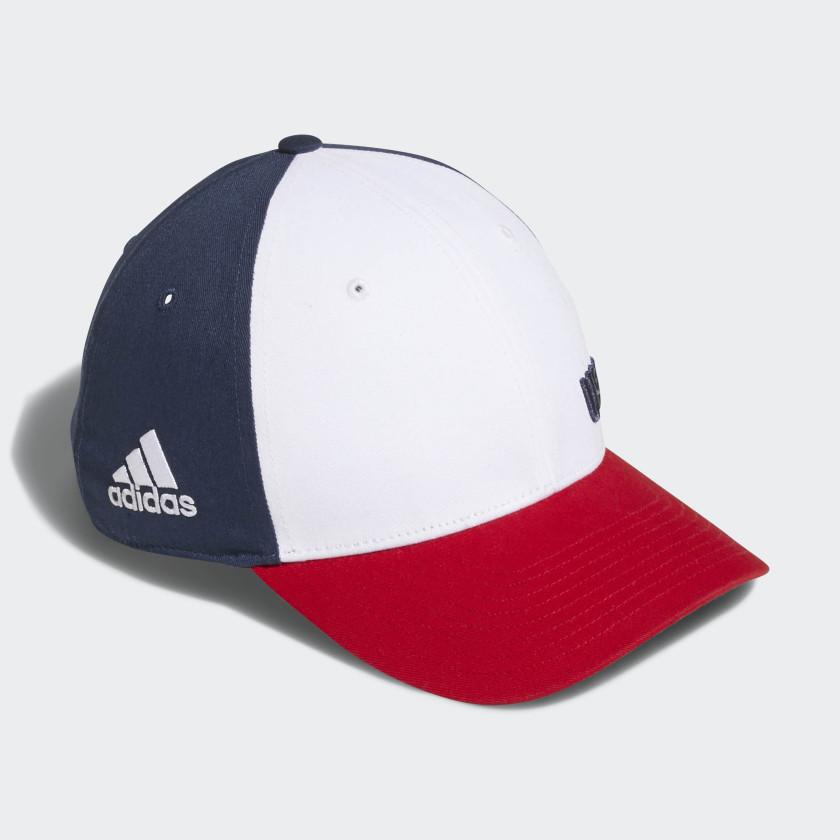 Colorblock Crestable Hat