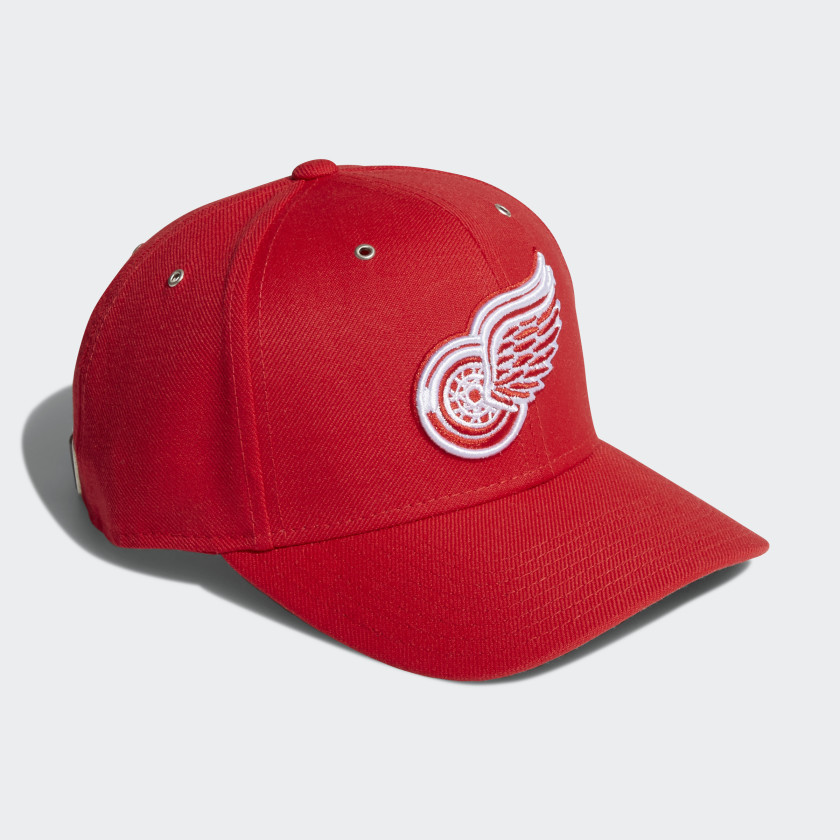 Red Wings Adjustable Leather Strap Hat