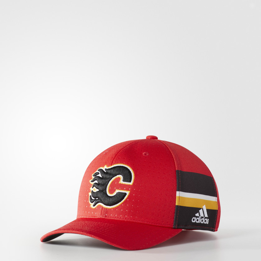 Flames Structured Flex Draft Hat