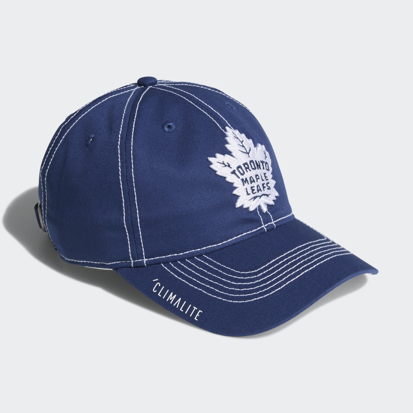 Maple Leafs Adjustable Slouch Dobby Hat
