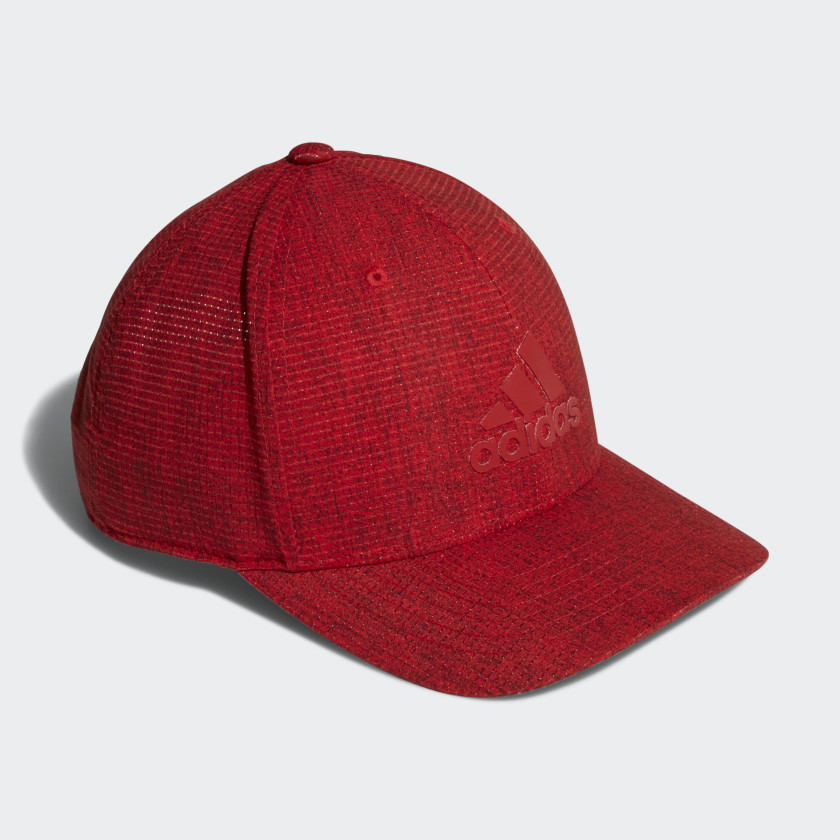 Heathered Snapback Hat