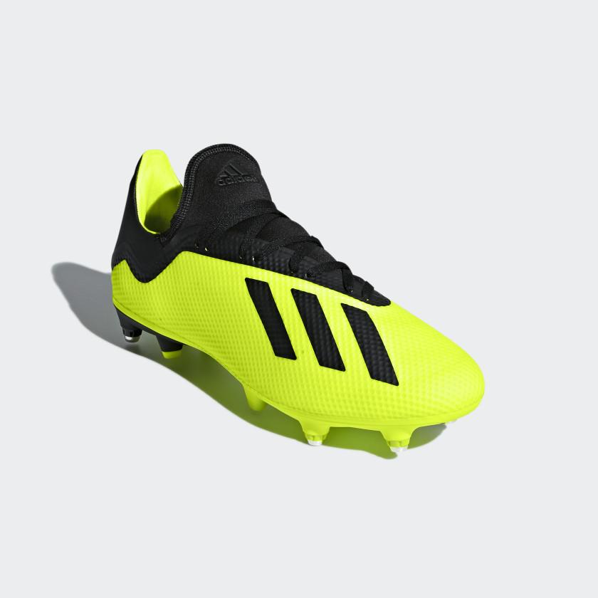 X 18.3 Soft Ground Boots