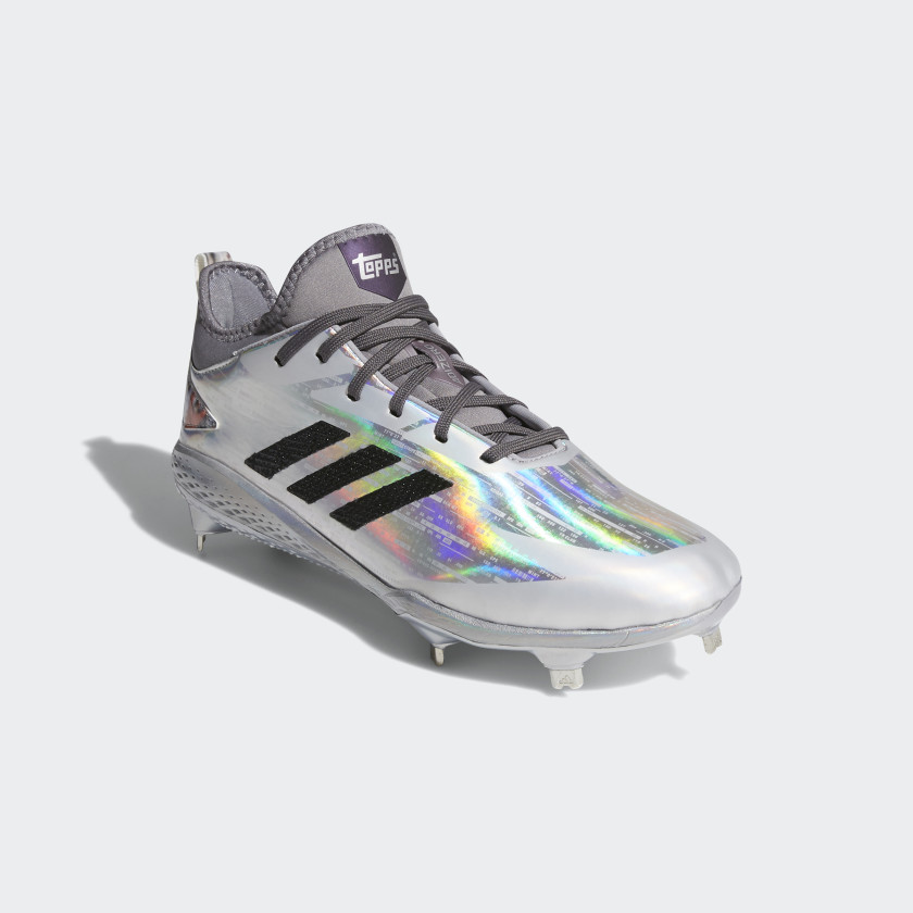 Adizero Afterburner V x Topps Cleats
