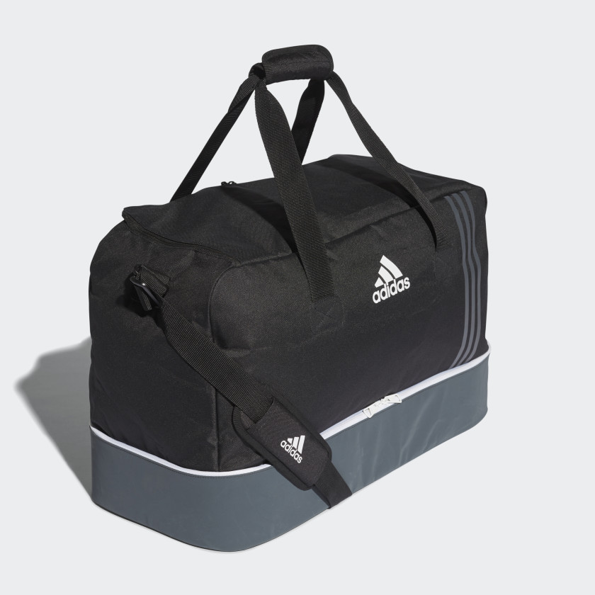 Tiro Team Bag with Bottom Compartment Large