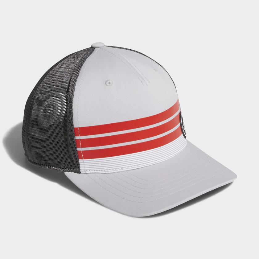 3-Stripe Trucker Hat