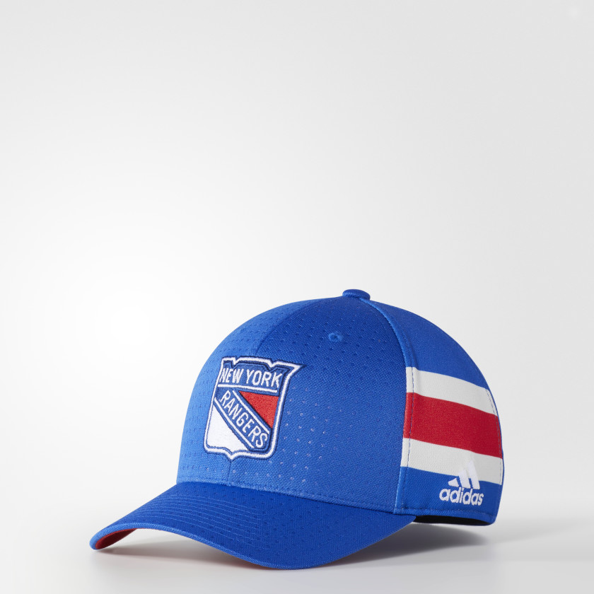 Rangers Structured Flex Draft Cap