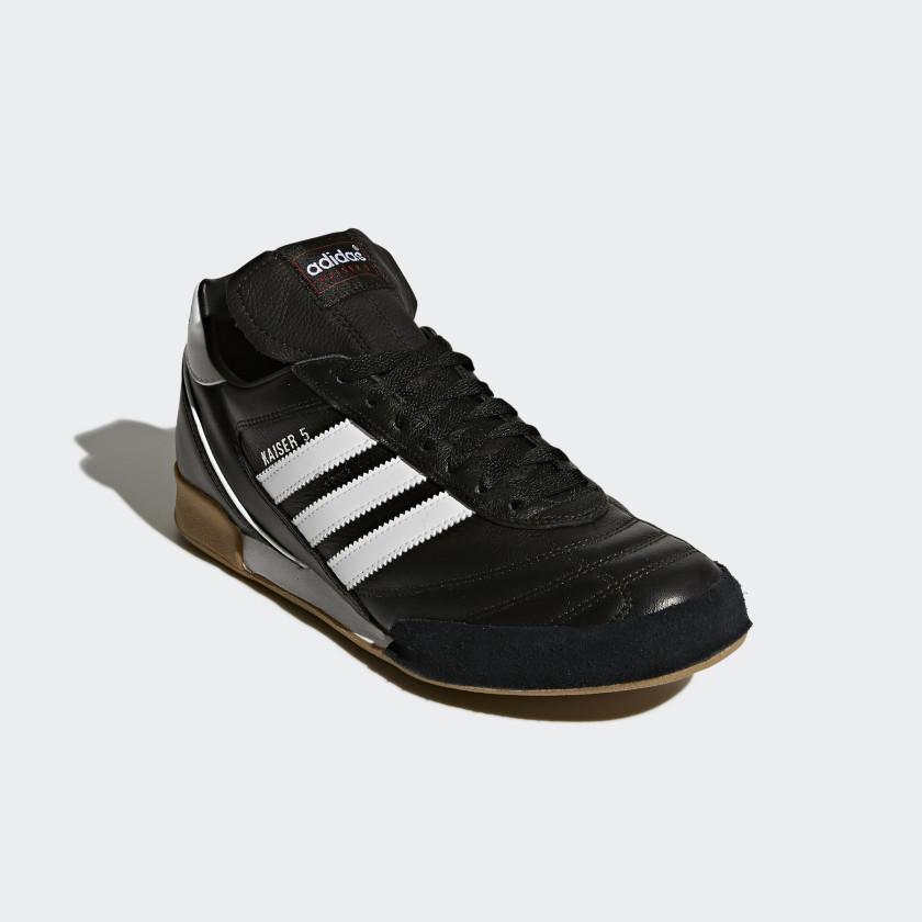 uk availability 773aa c99a6 scarpe da calcio kaiser 5 goal  scarpe da calcio kaiser 5 goal  scarpe da  calcio adidas scarpe adidas kaiser 5 cup terreni morbidi nero bianco rosso