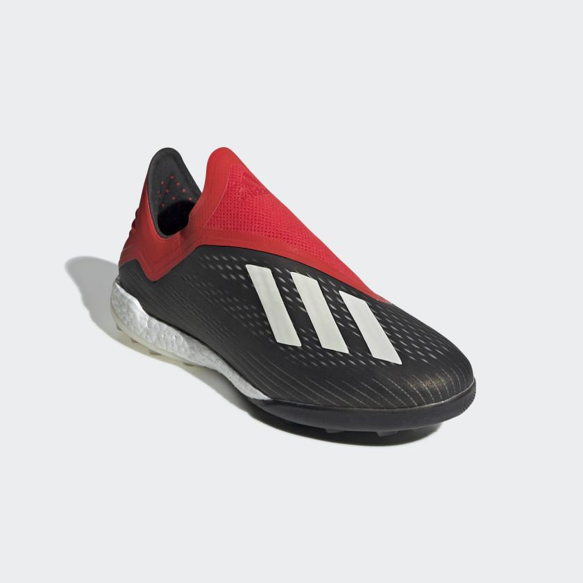 Zapatilla de fútbol X Tango 18+ moqueta
