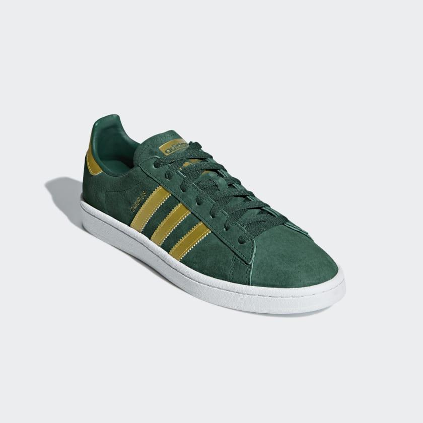 official photos 59170 8ca0c adidas Campus Shoes - Green   adidas Finland